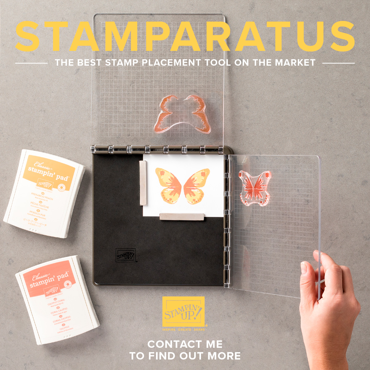 stamparatus contact me