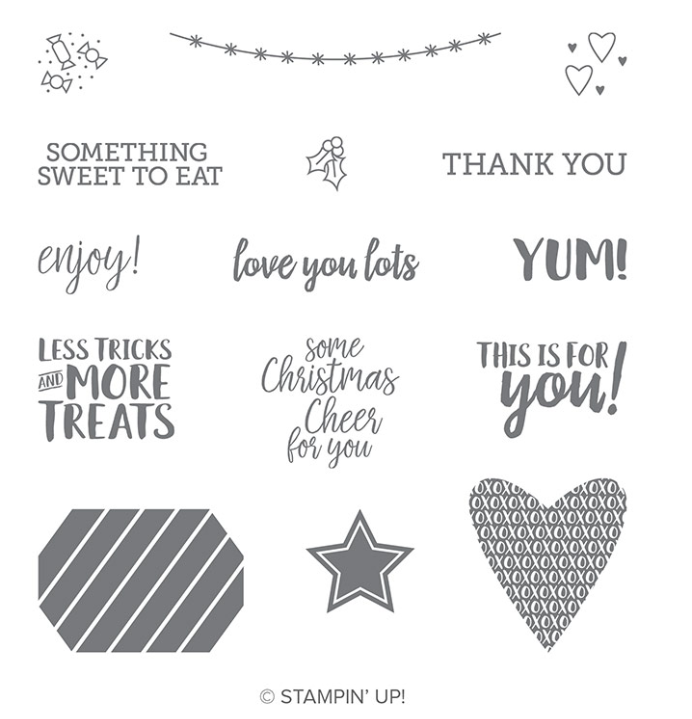 Stampin Up Takeout Treats Stamp Set - visit juststampin.com for ideas and ordering - Jeanie Stark StampinUp