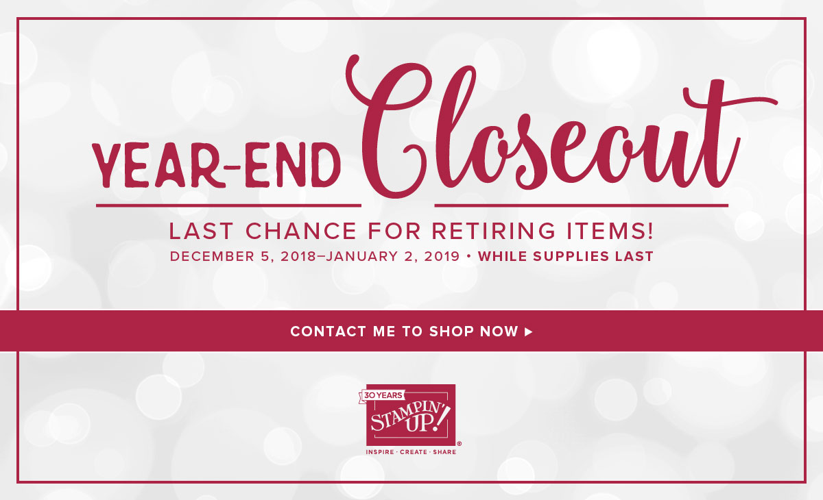 Year End Closeout