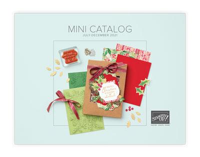 July-December 2021 Mini Catalog
